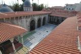 Adana Ulu Camii view from halfway up minaret