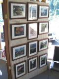 Framed Prints Display