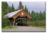Pittsburg-Clarkscille Covered Bridge - No. 34