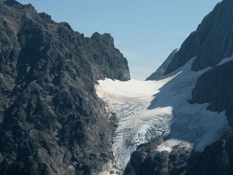 Yawning Glacier