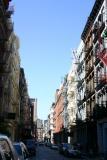 Greene Street - SOHO