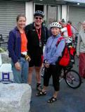 At the Folding Festival at Stuyvesant Cove