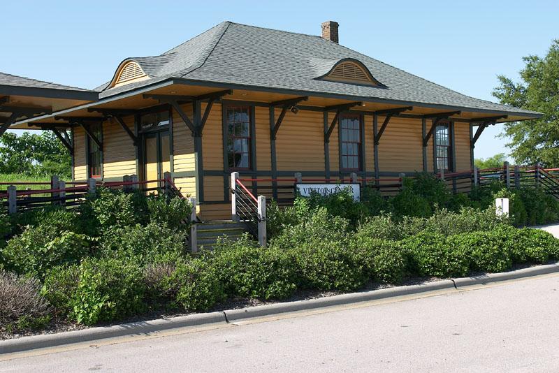 Barber Junction Station