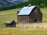 Old Barn minus 1/2 F stop