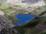 Lac et refuge de Pombie