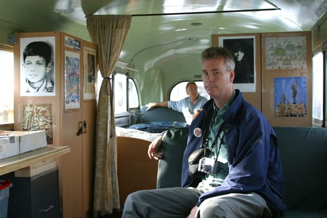 Peace Bus Inside the Wheels of Justice