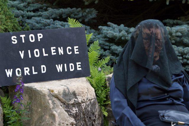 Women in Black for peace