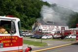 Derby Ave. Fire (Seymour) 7/8/04