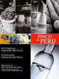 VIII Pisco Festival 2003