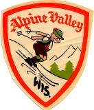 Alpine Valley Decal