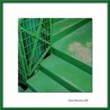 Green staircase, St Ouen