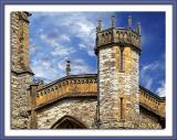 St. John's, Yeovil ~ detail