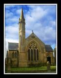 Old Methodist church, Martock