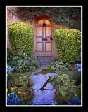 Path and door, Martock