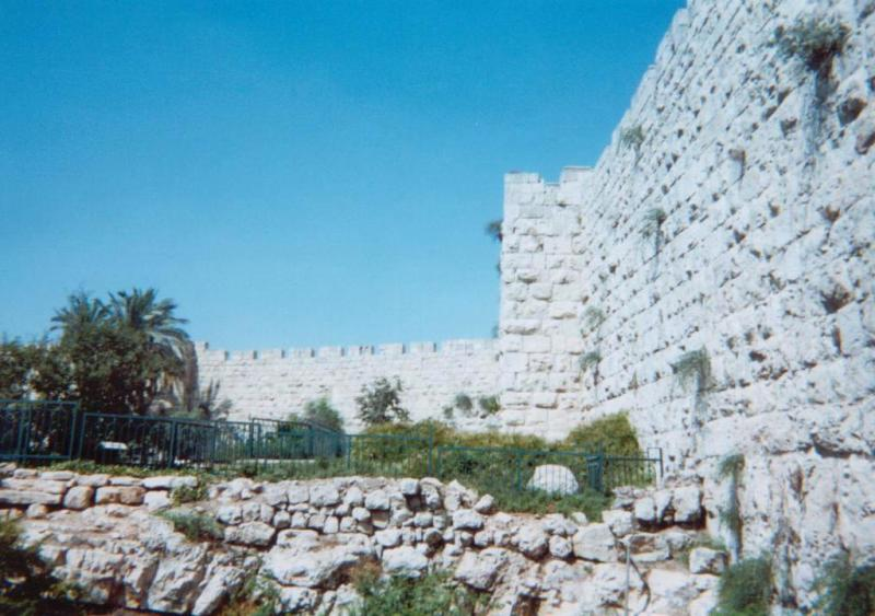 Jerusalem - Old City Wall