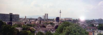 Frankfurt - Friday, July 11th