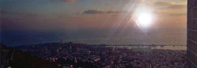 View of Haifa from the Dan Hotel