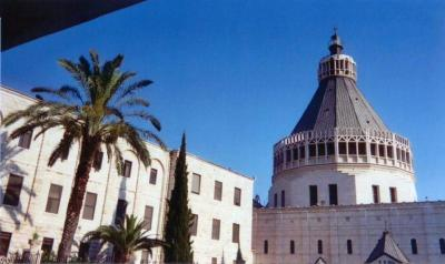Chuch of the Annunciation, Nazareth - July 14th