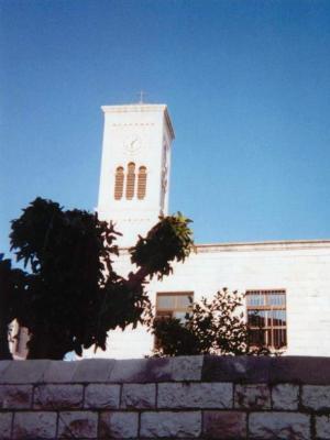 Chuch of the Annunciation, Nazareth
