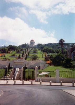 Bahai Gardens, Haifa - July 15th