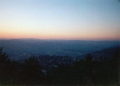 Sunset, Jerusalem