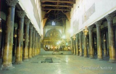 Basilica Entryway