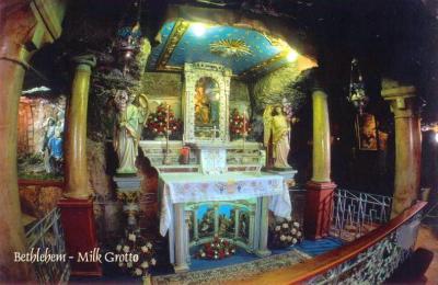 Milk Grotto
