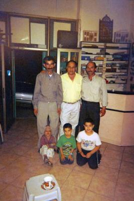 Palestine: Anand's Family