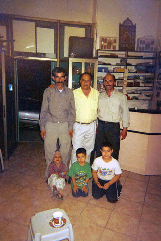 Palestine: Anands Family