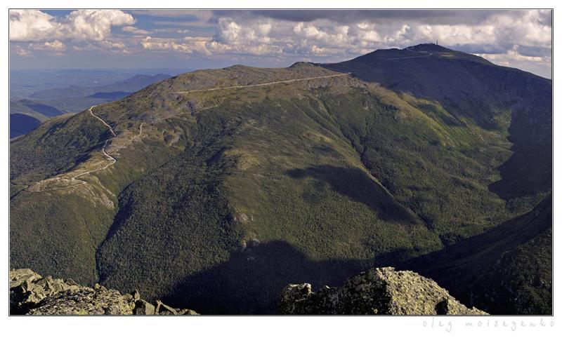 Mt. Washington, NH, US (200Kb)