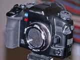 Digital Pinhole Photography Pin Hole Maxxum 7D Photo Dynax Photograph
