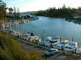 Boat Harbour at Taupo