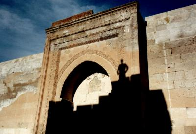 Shadow of Time, Cappodocia, Turkey, 1999.