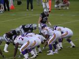 Vikings at Raiders - 08/22/03