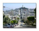 Coit Tower from Greenwich St.San Francisco, CA