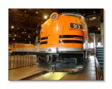 Old #913 at the California State Railroad MuseumSacramento, CA