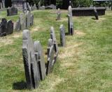 Copp's Hill Tombstones