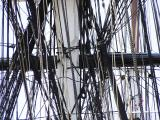 Ironsides rigging detail
