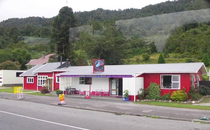 Pukeko tearoom