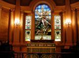 Altar at St. Michael's
