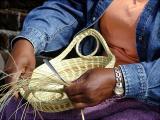 Basket Making on Broad Street