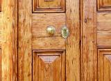 Door at St. Philip's