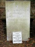 Burial Place of John Rutledge