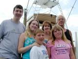 Alex, Abby, Geoffrey, Pam, Aelfgyva, and John