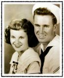 Nellie and Richard Carter
