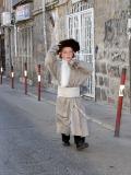 Purim in Mea She'arim