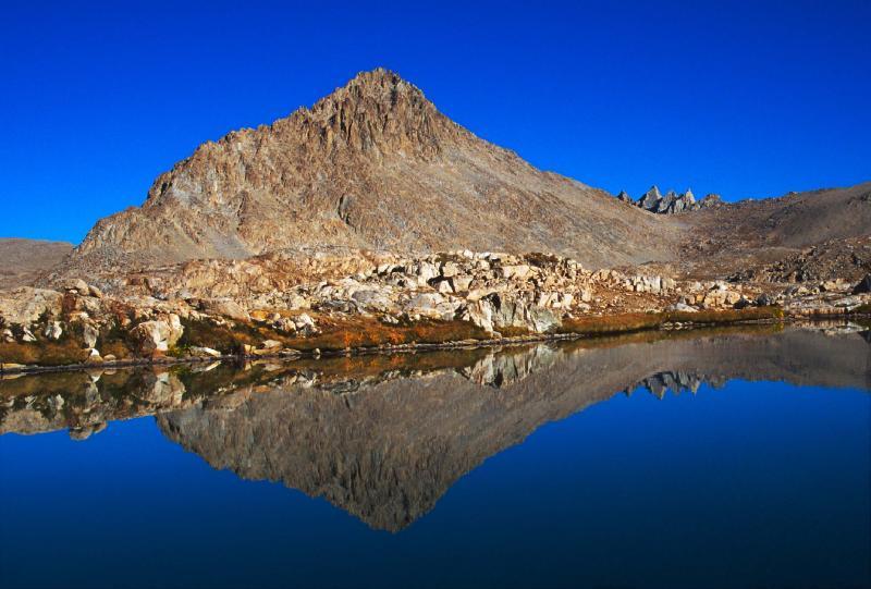 Small Lake near Lake South America