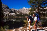 Backpacking in Kings Canyon National Park Days 1, 2 and 3