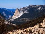 Charlotte dome from the John Muir Trail
