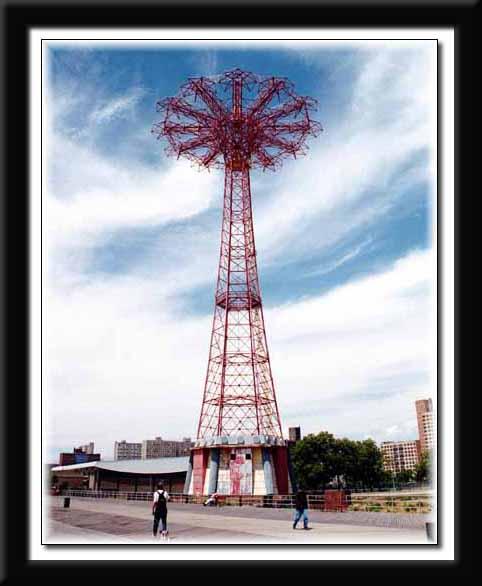 Parachute Jump swirl 001